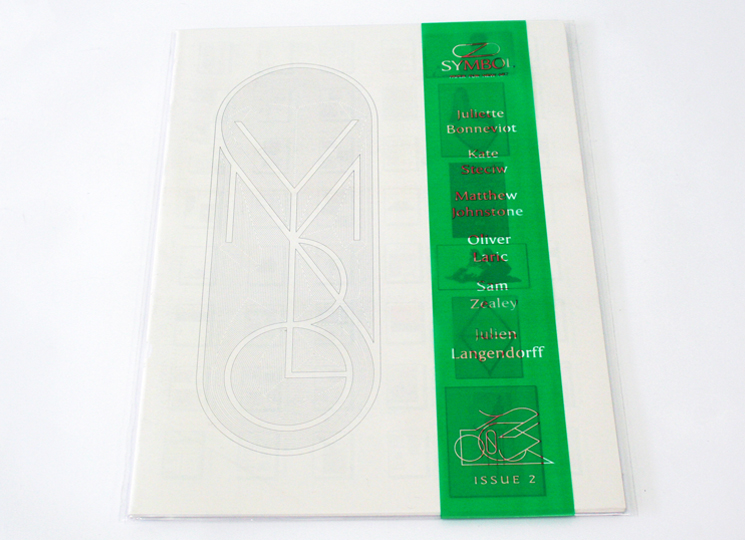 Issue 2 of Symbol with Bag